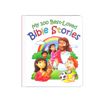 Picture of 100 BEST LOVED BIBLE STORIES
