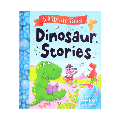 Picture of 5 MINUTE TALES-DINOSAUR STORIES