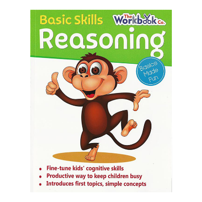 Picture of BASIC SKILLS-REASONING