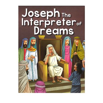 Picture of BIBLE STORIES-JOSEPH THE INTERPRETER OF DREAMS