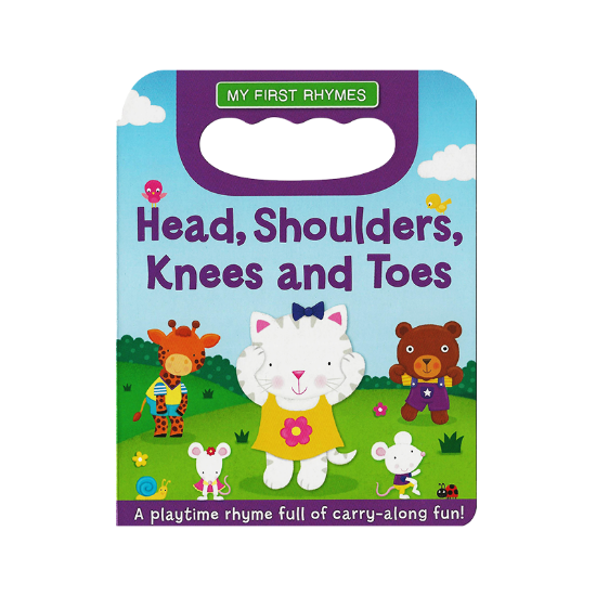Picture of CARRY HANDLE RHYMES-HEAD, SHOULDERS, KNEES AND TOES