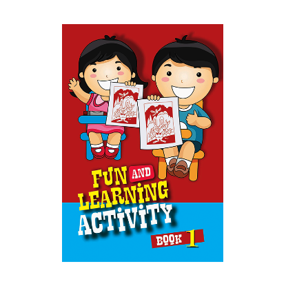 Picture of FUN AND LEARNING ACTIVITY BOOK 1