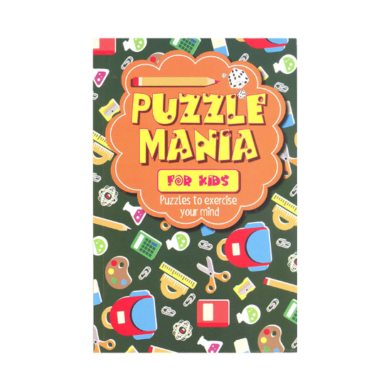 Picture of PUZZLES FOR KIDS - PUZZLE MANIA