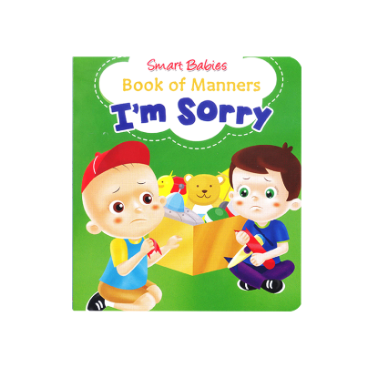 Picture of SMART BABIES BOOK OF MANNERS-I'M SORRY