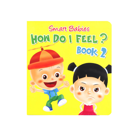 Picture of SMART BABIES HOW DO I FEEL BOOK 2